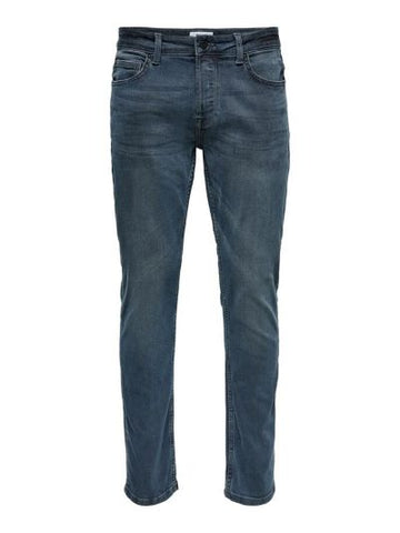 Only&Sons ONSLOOM LIFE SLIM GREY PK 7090 NOOS 22017090 Grey Denim