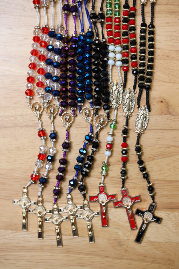New Handmade Rosaries