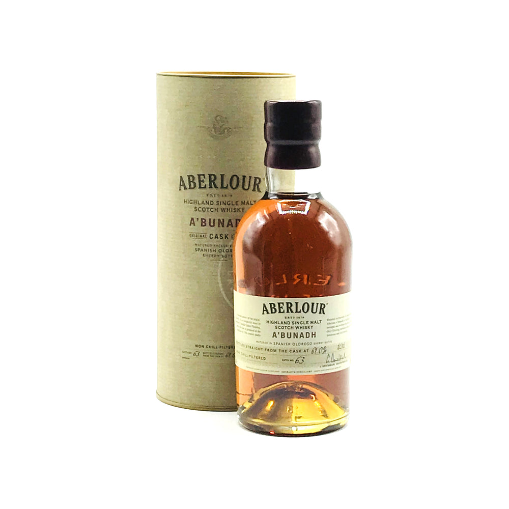 Load image into Gallery viewer, Aberlour A'bunadh Cask Strength