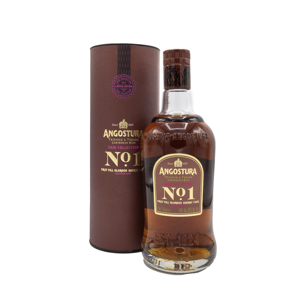 Angostura No.1 Cask Collection 3rd Edition