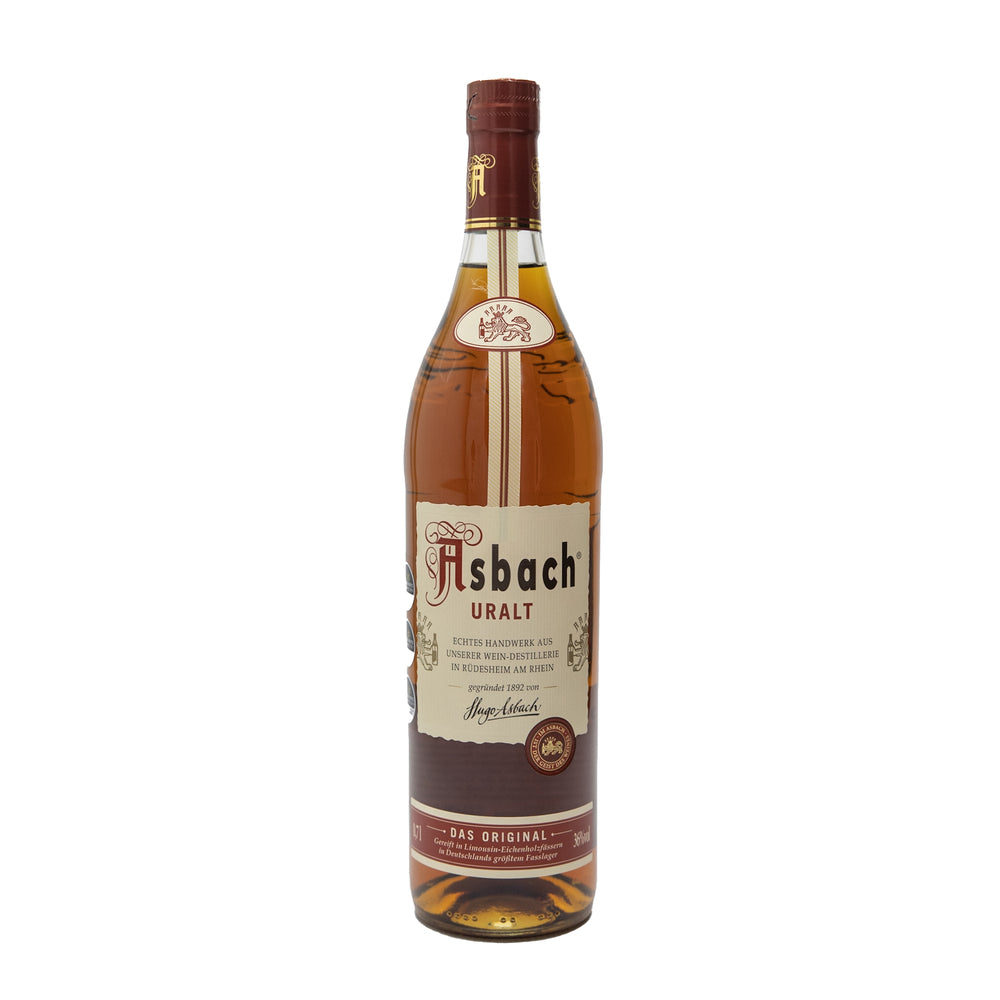 Asbach Uralt German Brandy