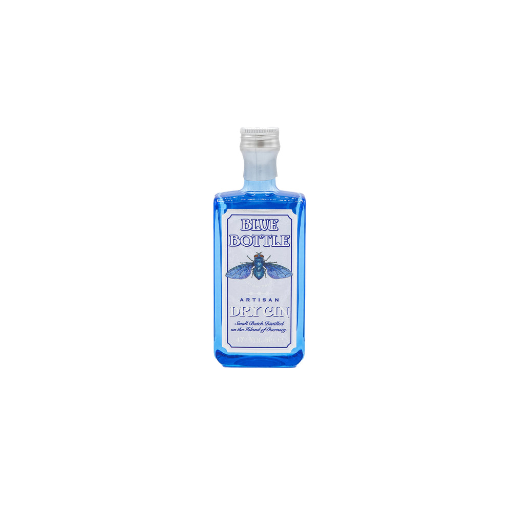 Load image into Gallery viewer, Blue Bottle Dry Gin 5cl