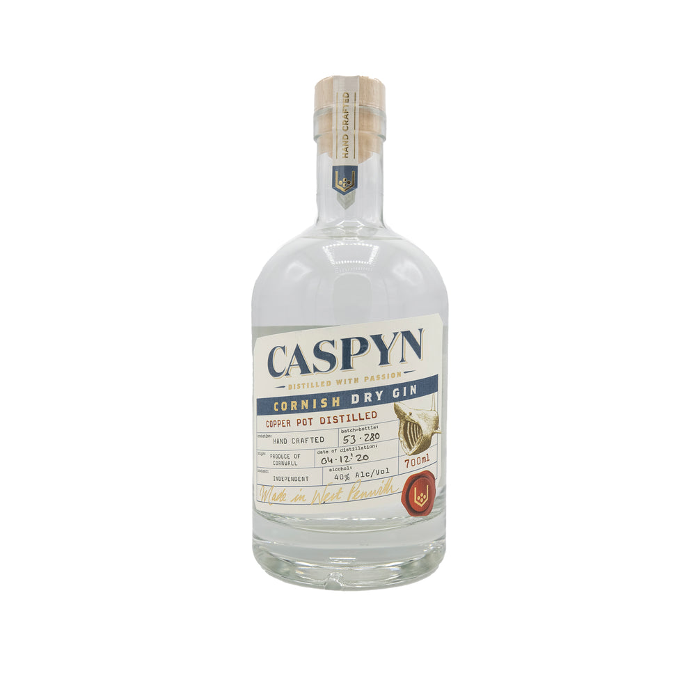 Caspyn Cornish Dry Gin