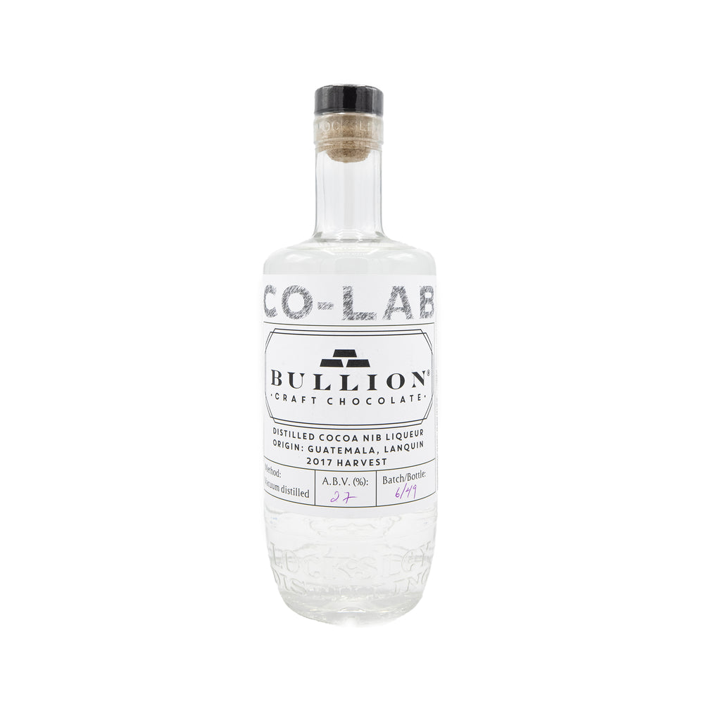 Load image into Gallery viewer, Co-Lab Bullion Distilled Cocoa Nib Liqueur