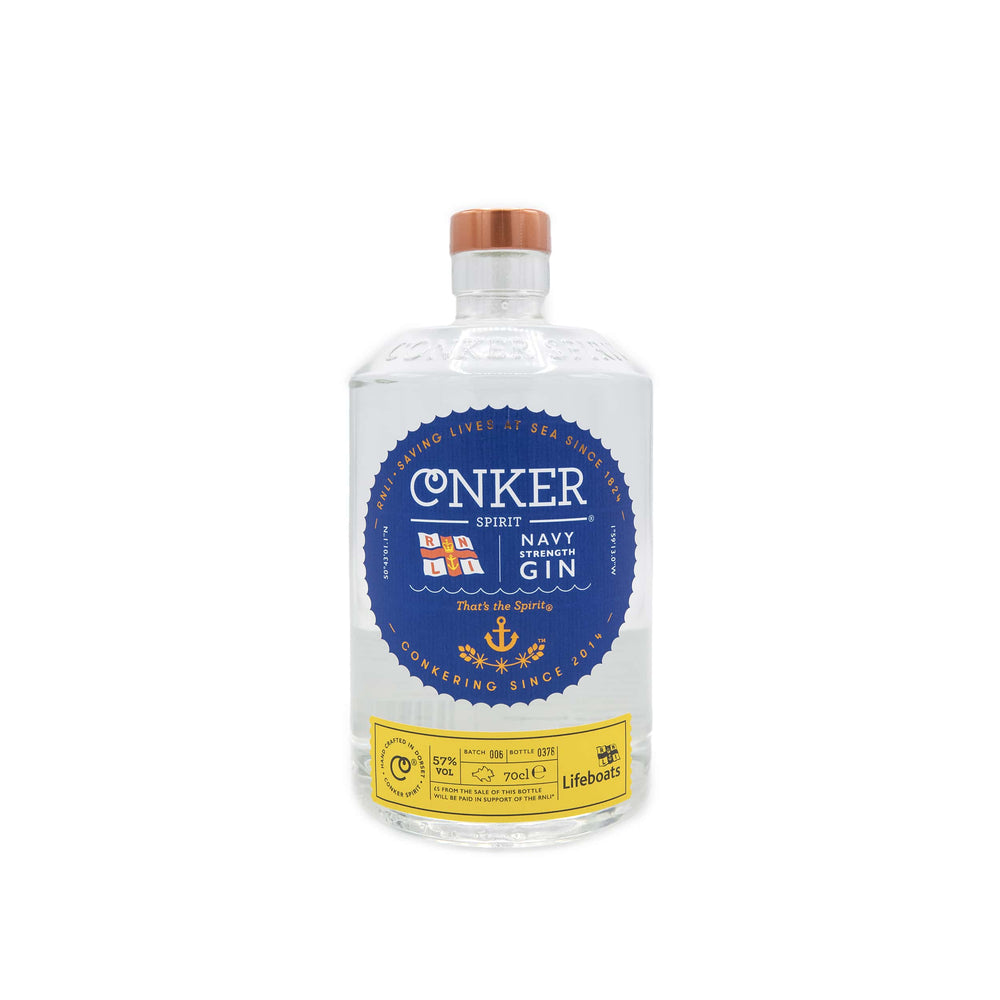Load image into Gallery viewer, Conker Navy Strength Gin
