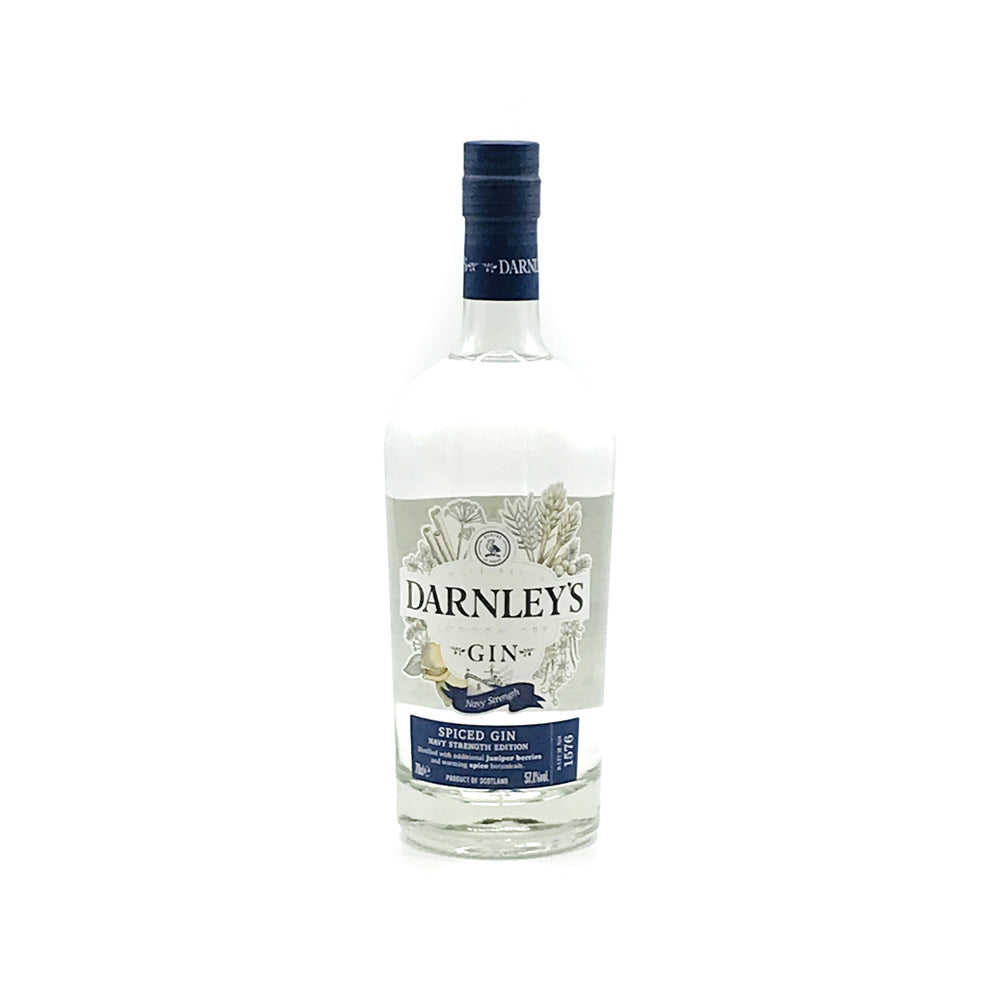 Darnley's View Spiced Gin Navy Strength