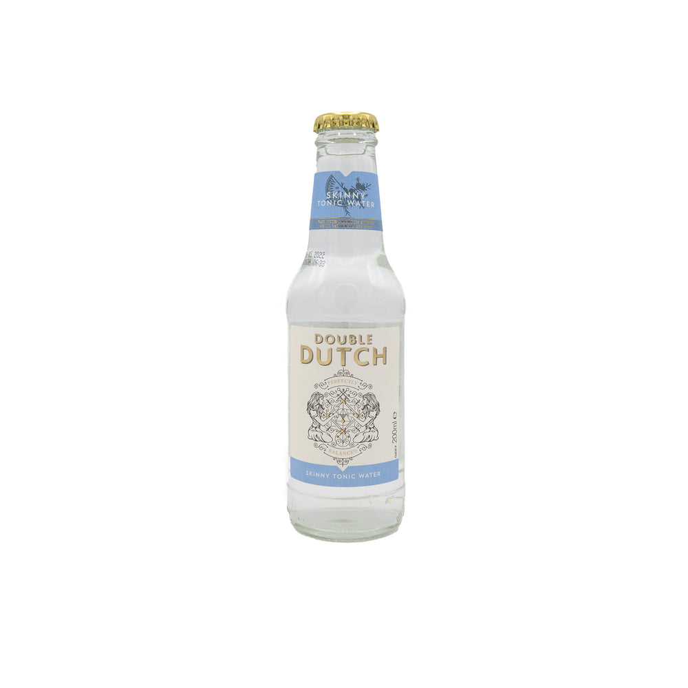 Double Dutch Skinny Tonic Water 20cl