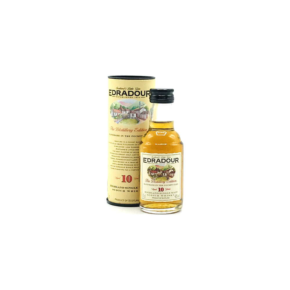 Edradour 10 Year Old 5cl