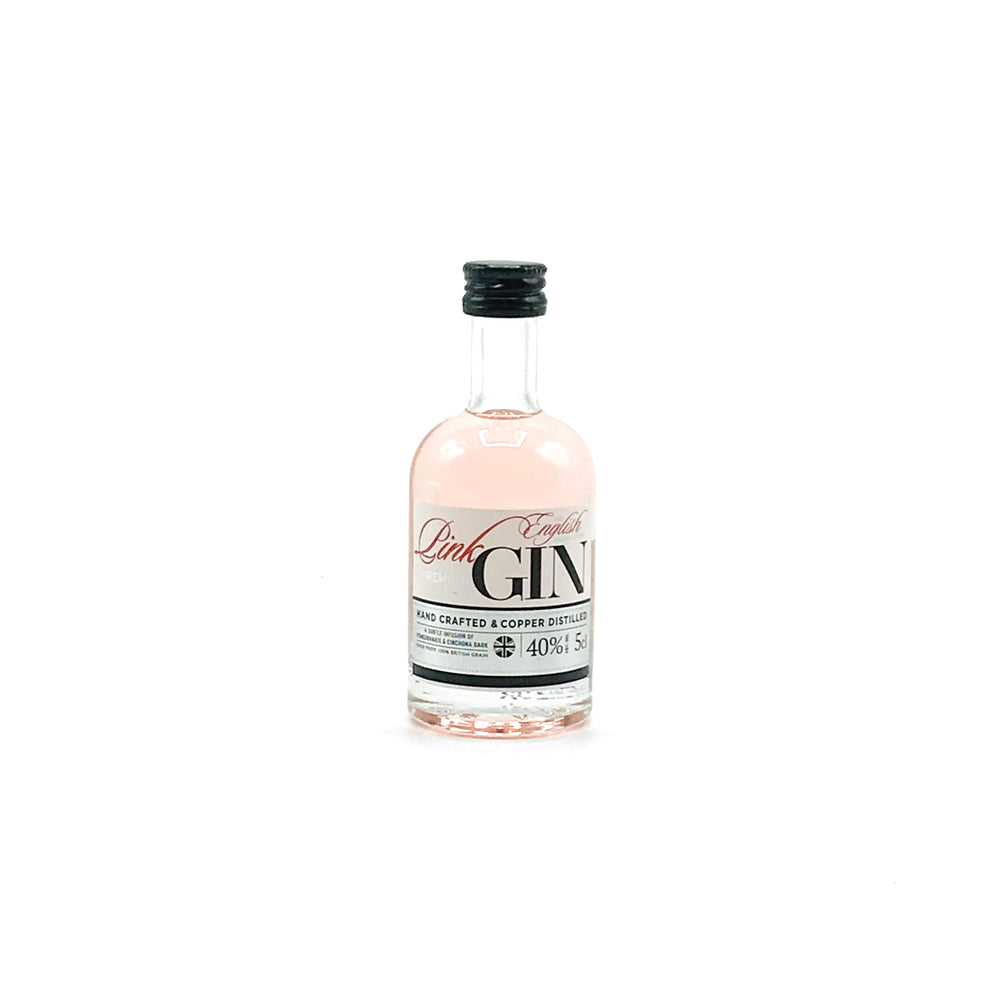 Load image into Gallery viewer, English Pink Gin 5cl