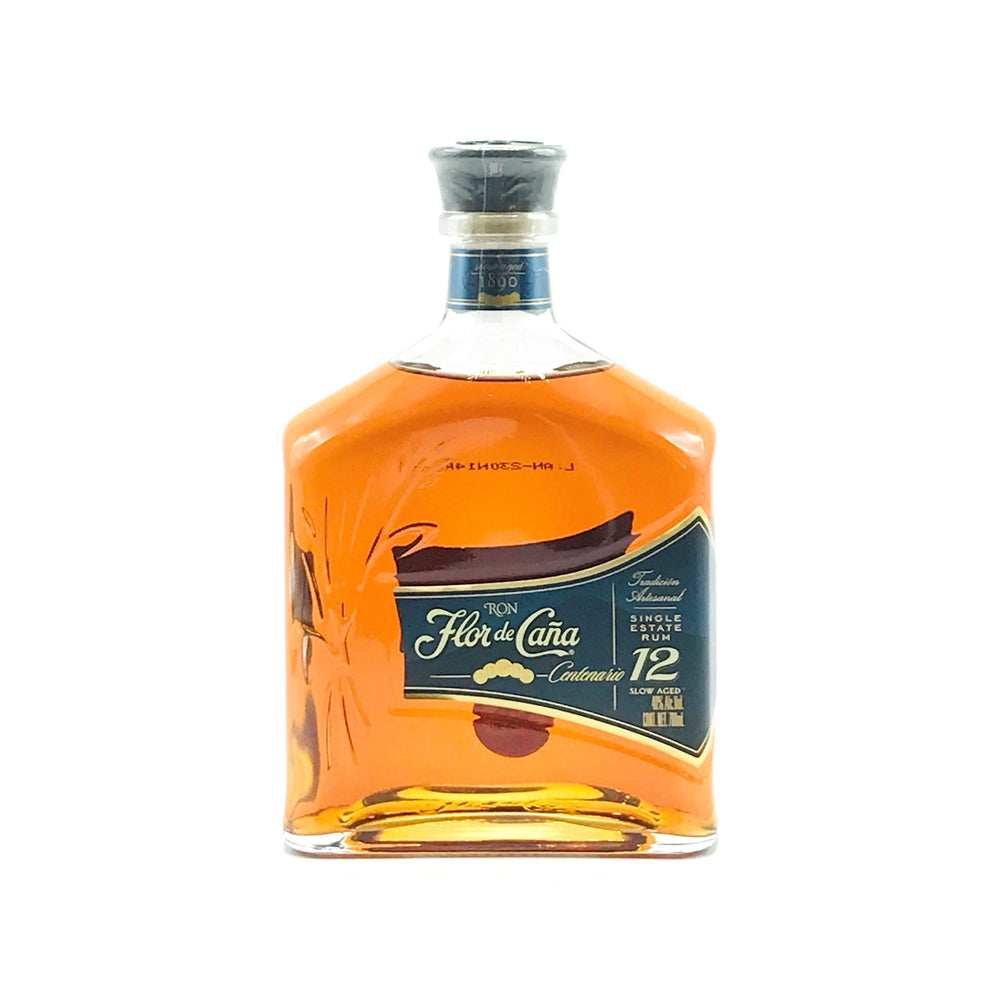 Load image into Gallery viewer, Flor de Cana 12 Year Old Centernario