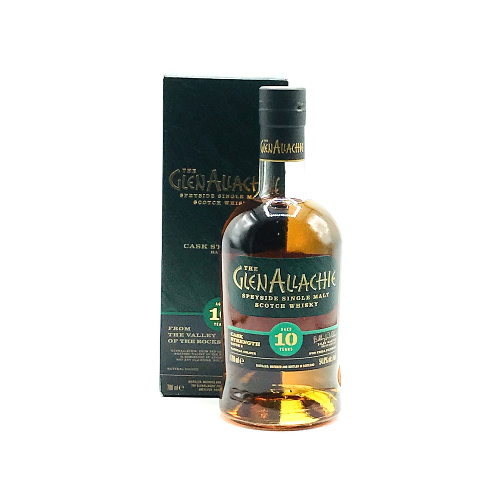 Glenallachie 10 Year Old Cask Strength - Batch 2