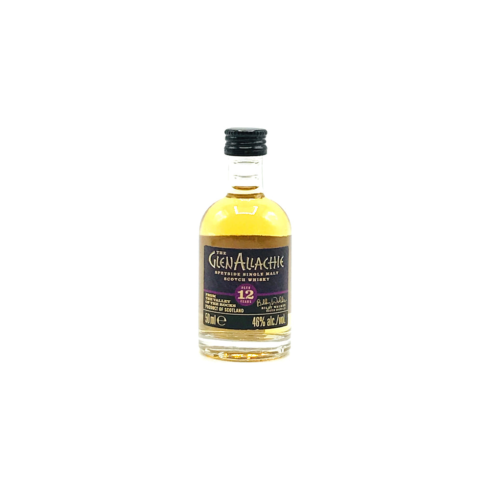Glenallachie 12 Year Old 5cl