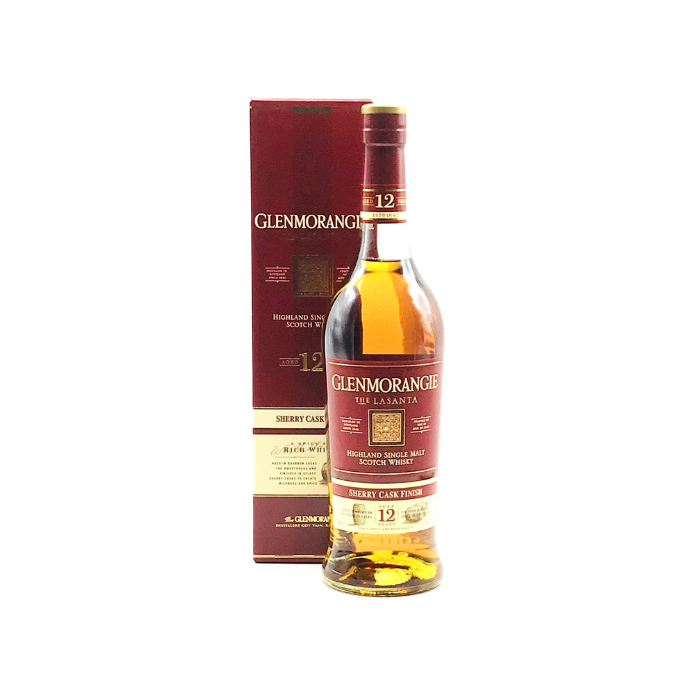 Load image into Gallery viewer, Glenmorangie Lasanta 12 Year Old