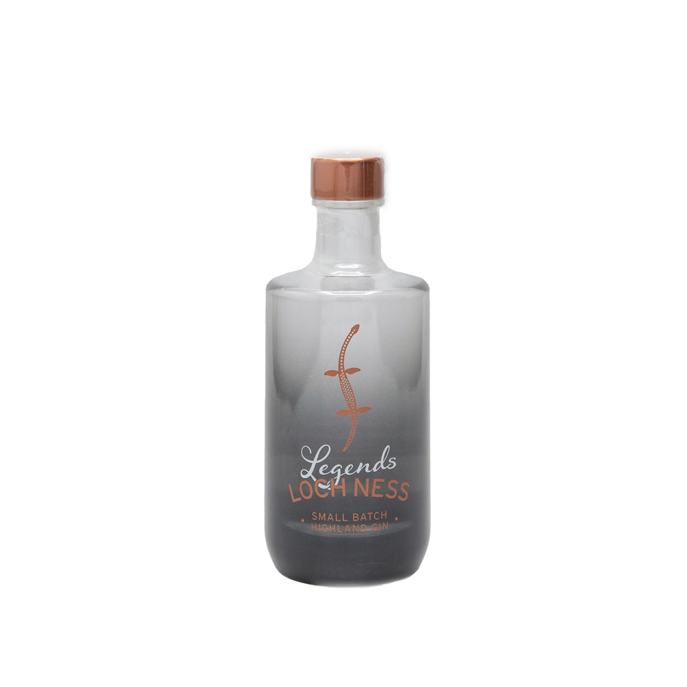 Load image into Gallery viewer, Lochness Legends Gin 10cl