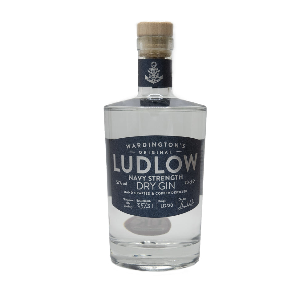 Ludlow Navy Strength Dry Gin