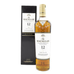 Macallan Malt Sherry Oak 12 Year Old