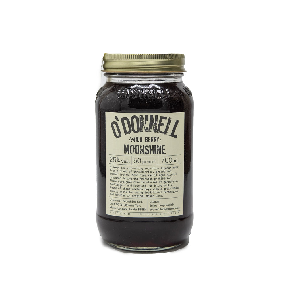 O'Donnell Moonshine Wild Berry 700ml