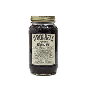 Load image into Gallery viewer, O'Donnell Moonshine Wild Berry 700ml