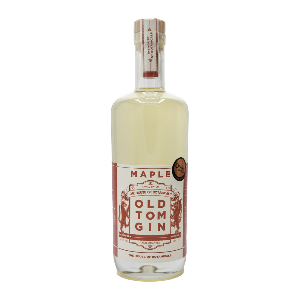 House of Botanicals Maple Old Tom Gin