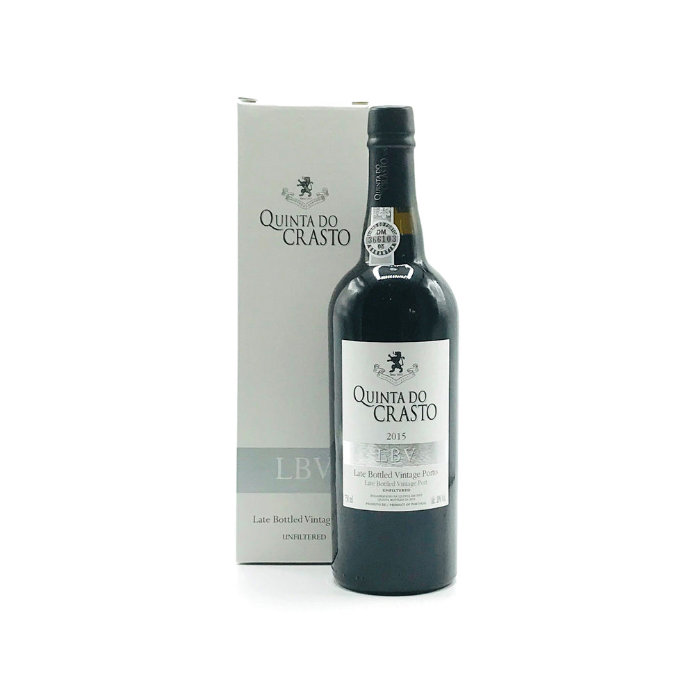Quinta do Crasto 2015 LBV Port