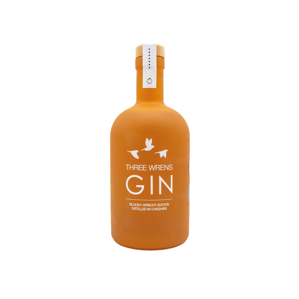 Three Wren's Bloody Apricot Edition Gin