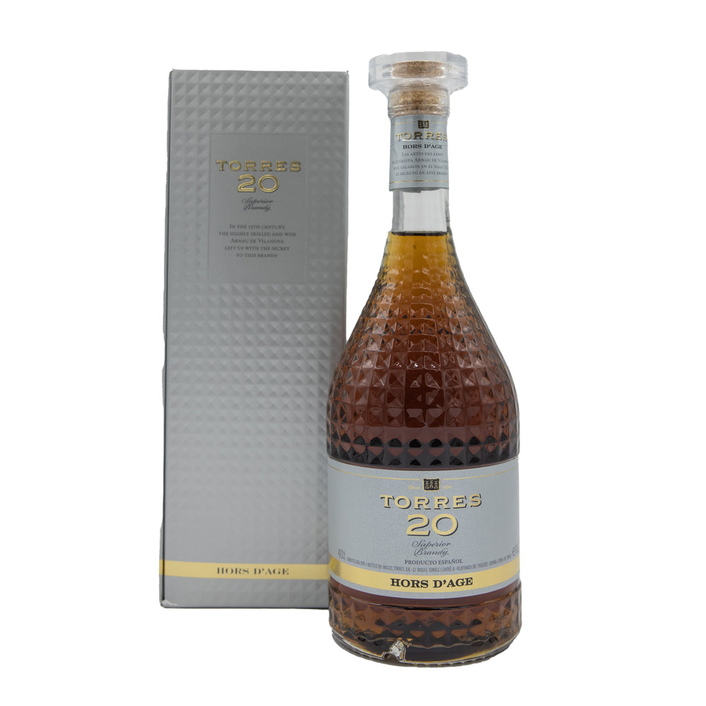 Torres 20 Year Old Brandy