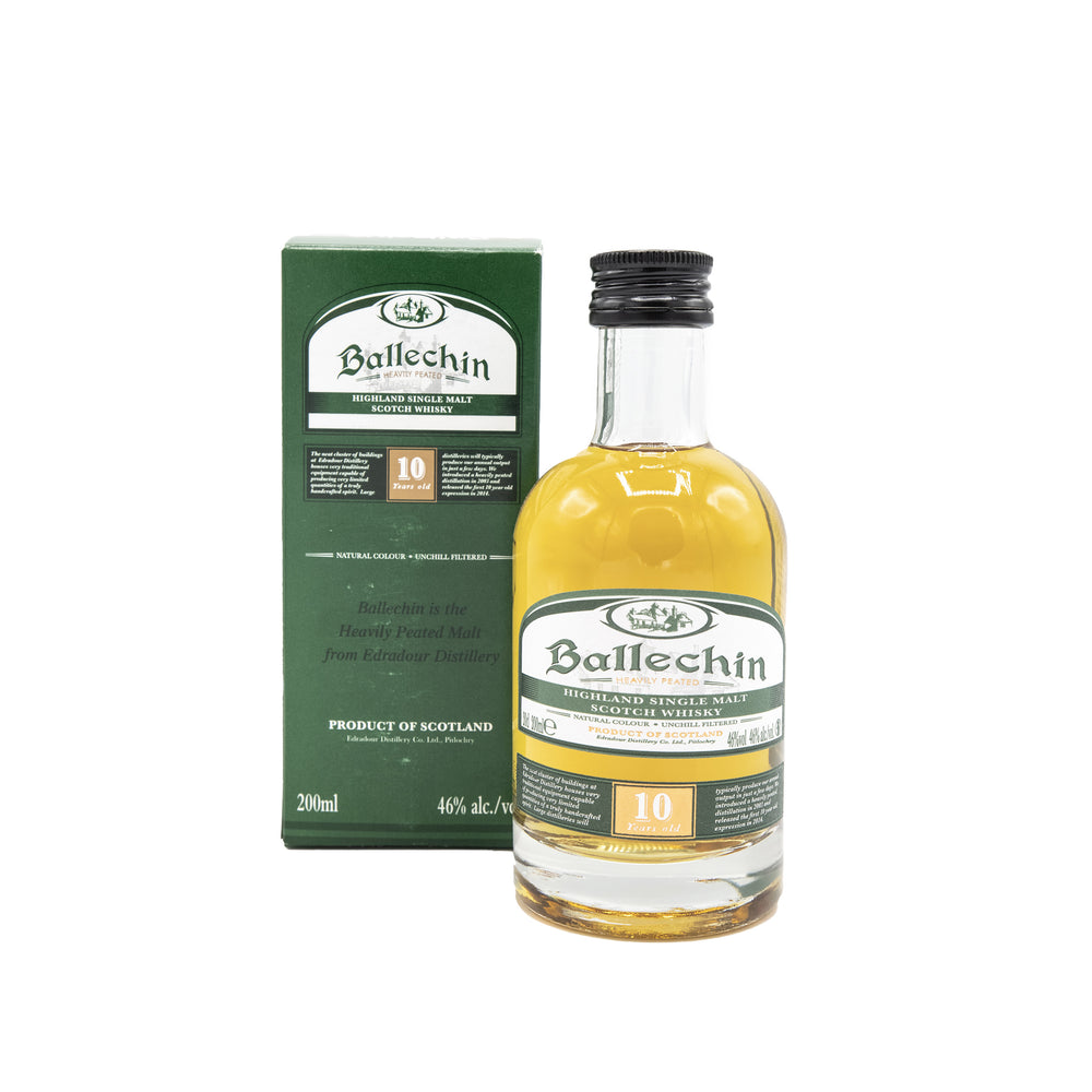 Ballechin 10 Year Old 20cl