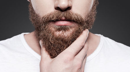 Men beard care