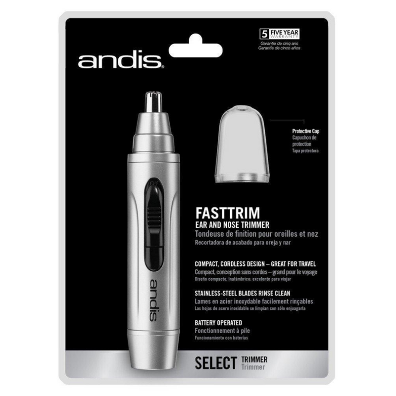 Andis Fasttrim Ear and Nose Trimmer