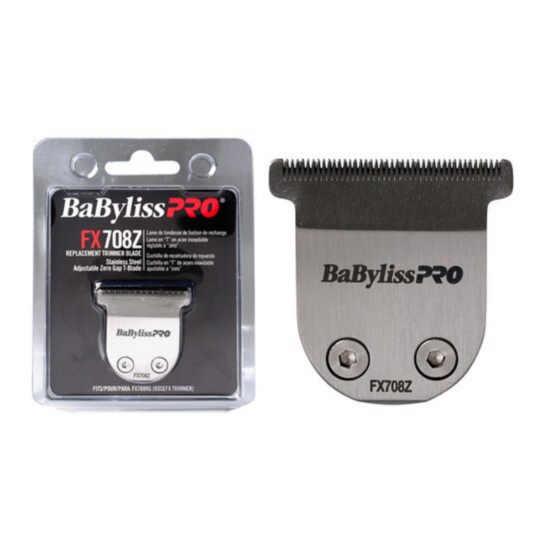BaByliss PRO Replacement Hair Trimmer Blade Silver FX708Z