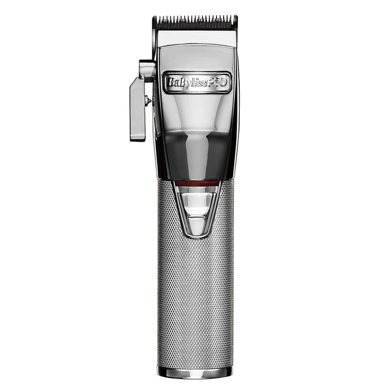 BaByliss PRO Silver FX Lithium Hair Clipper - B870SA