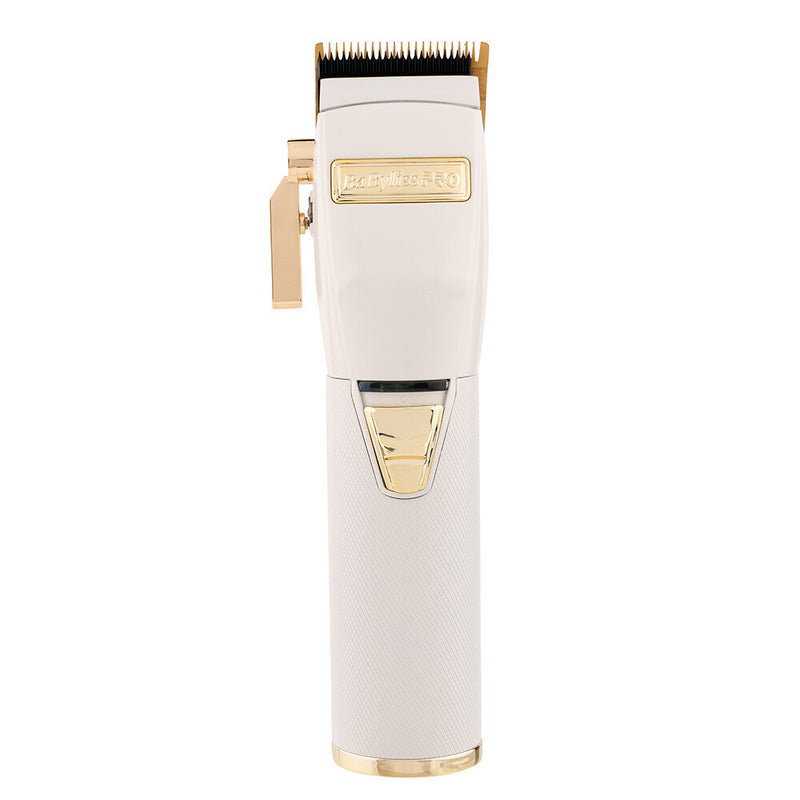 BaByliss PRO White FX Lithium Hair Clipper - B870WA