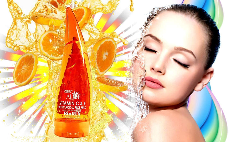 BioRLX VITAMIN C & D KOJIC ACID 250mL
