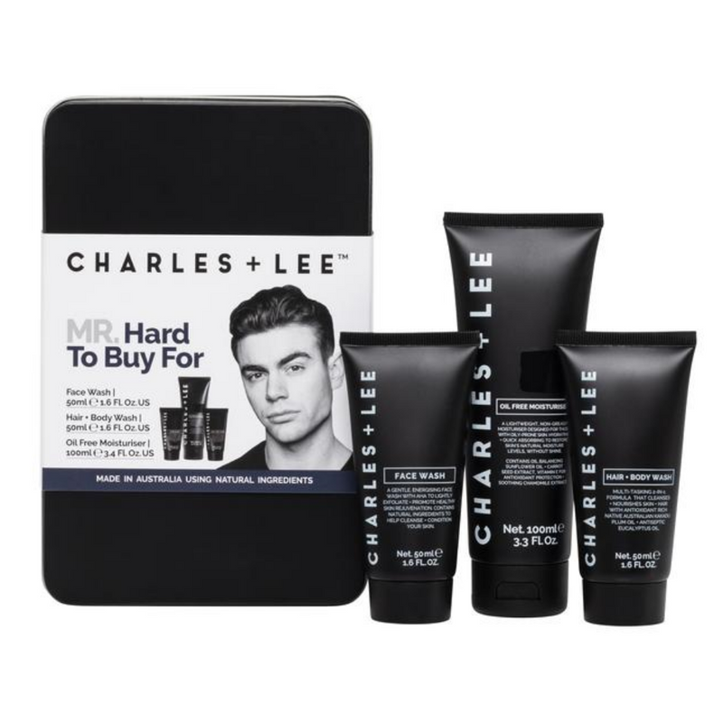 Charles + Lee Mr Hard To Buy For Gift Pack