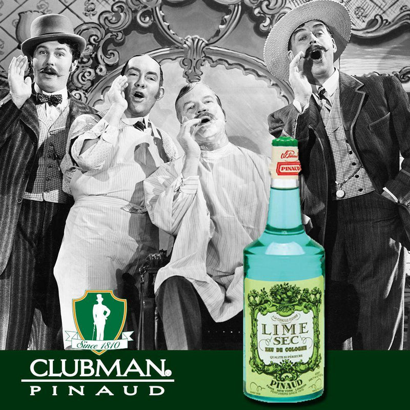 Clubman Aftershave Cologne - Lime Sec 370ml