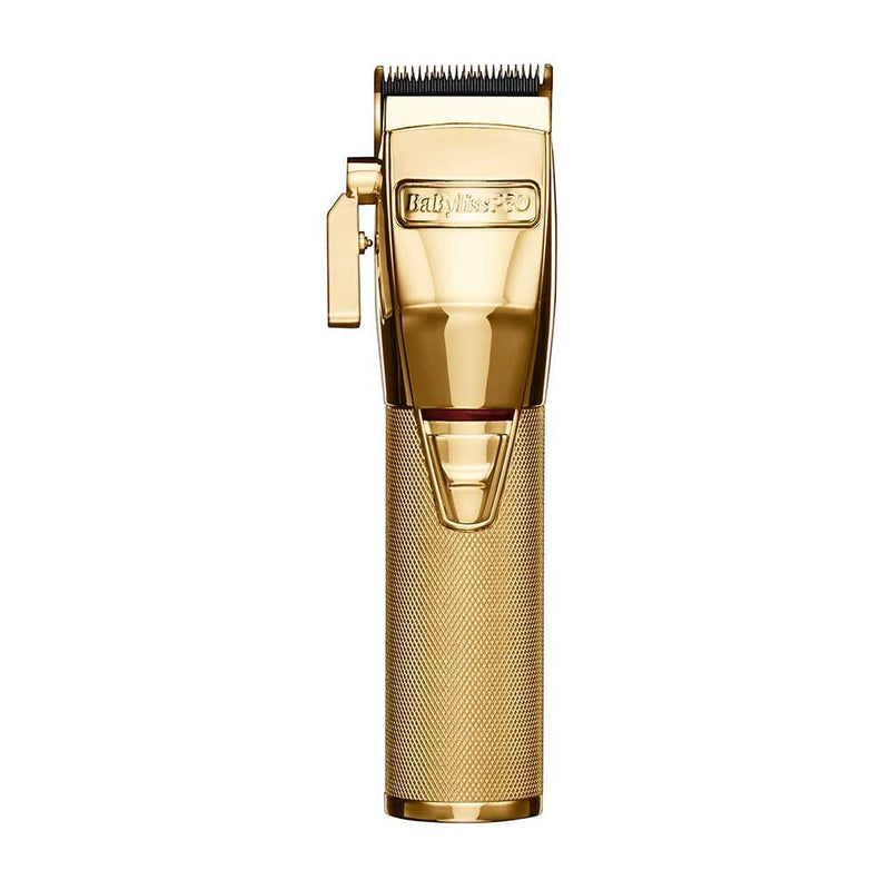 BaByliss PRO GoldFX Lithium Hair Clipper - FX870G