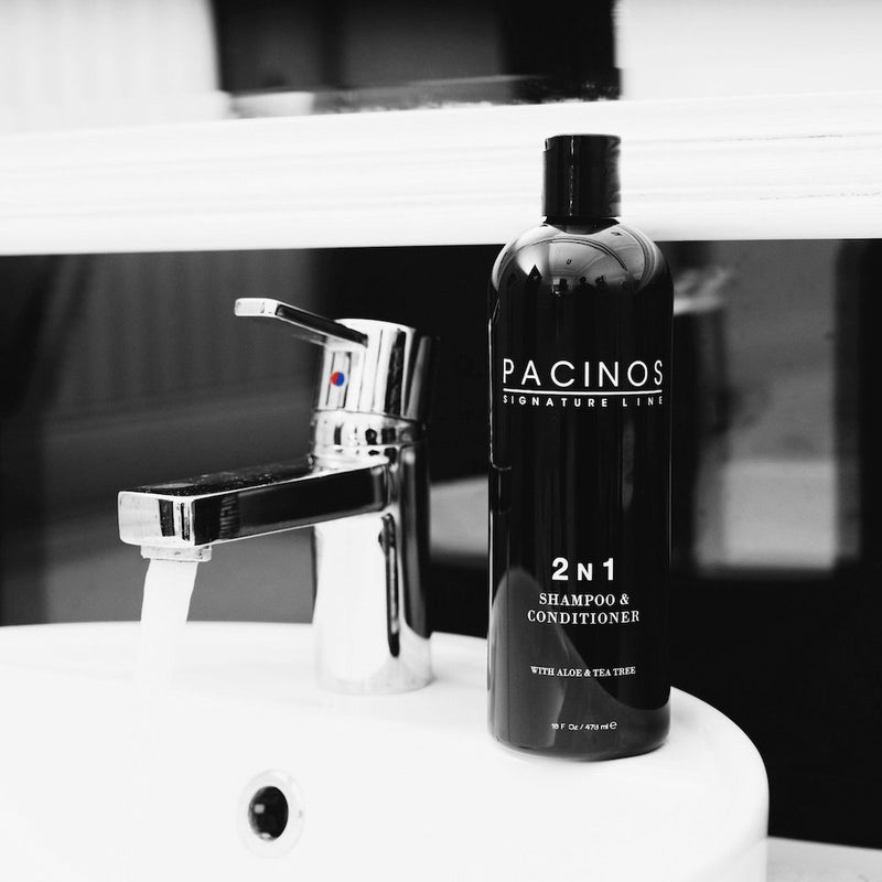 Pacinos 2 in 1 Shampoo and Conditioner