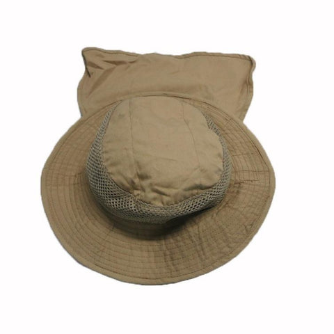 Field Hat with Neck Cover