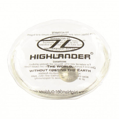 Highlander - Rechargeable Hand Warmer