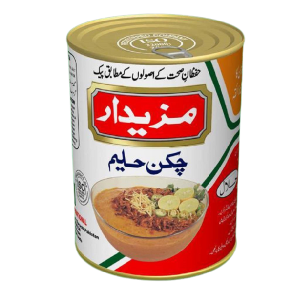 Mazaidar - Ready to Cook Canned Meals