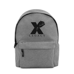 "Load image into Gallery viewer, theblackjunction ""X Legacy"" (BackPack)"