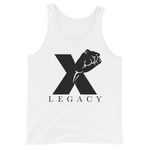 "Load image into Gallery viewer, theblackjunction ""X Legacy"" (Tank Top)"