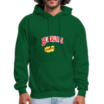 Load image into Gallery viewer, Men's Hoodie - forest green