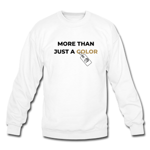 "theblackjunction ""More Than"" Inverse (Sweater) - white"