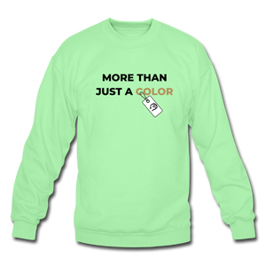 "theblackjunction ""More Than"" Inverse (Sweater) - lime"