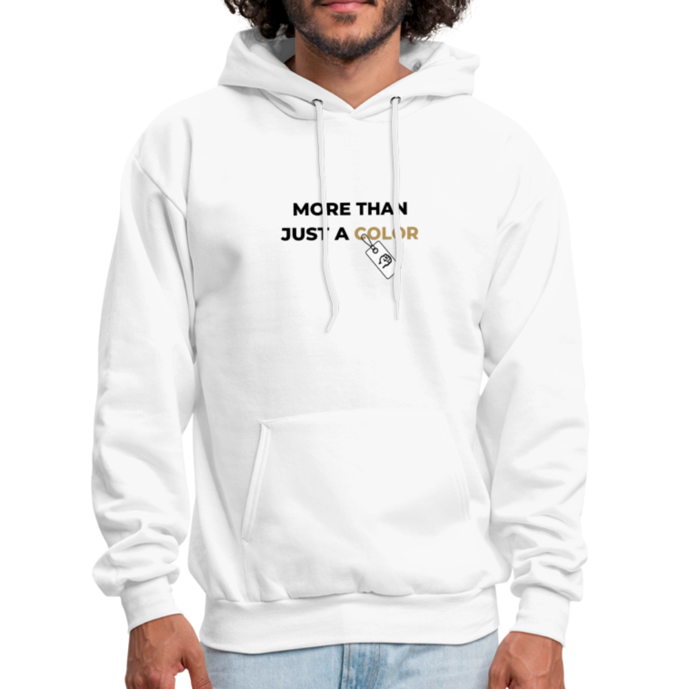 "theblackjunction ""More Than"" Inverse (Hoodie) - white"