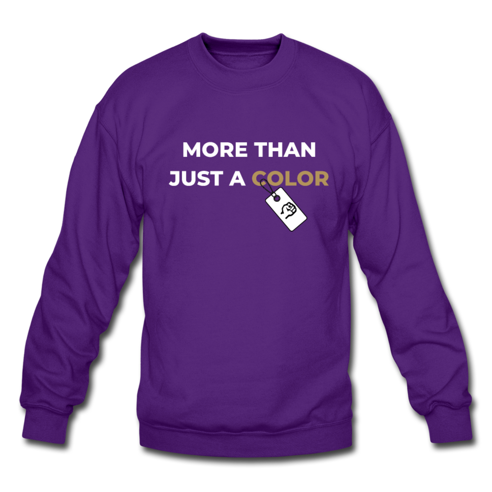 "theblackjuncion ""More Than"" (Sweater) - purple"