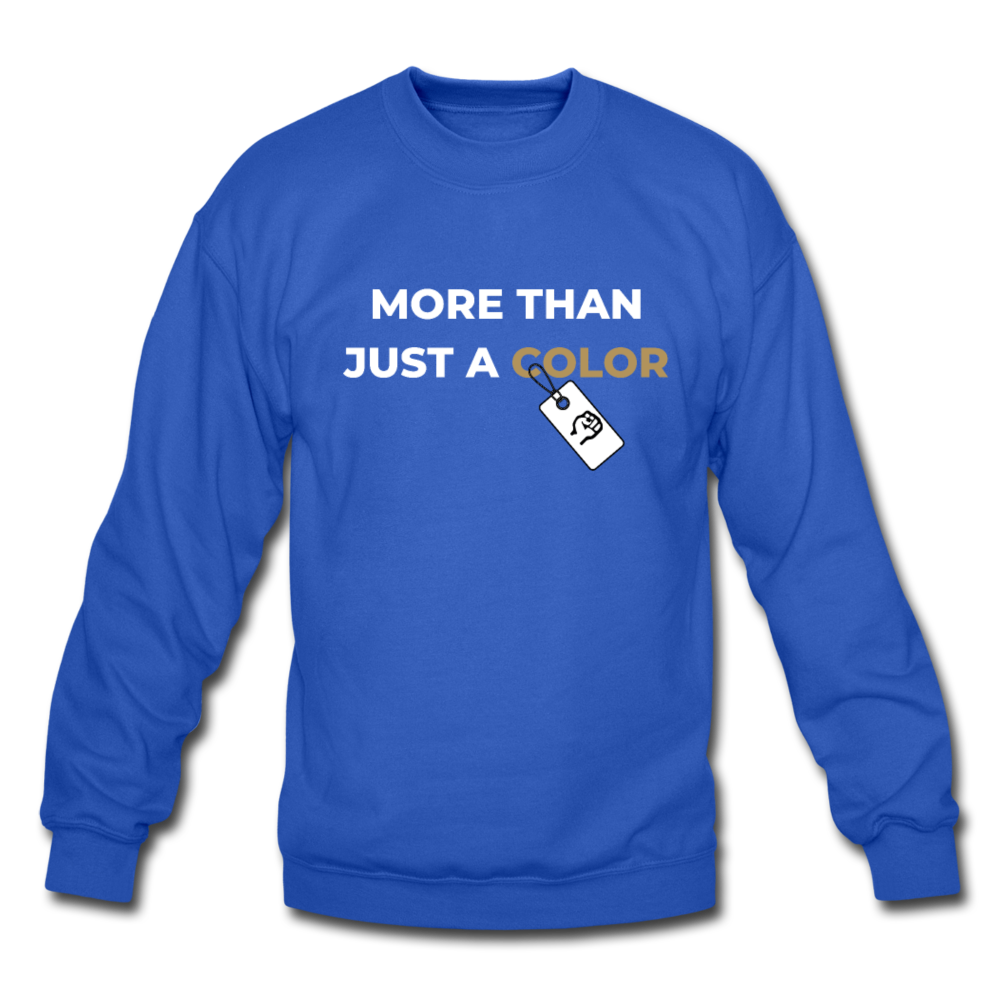 "theblackjuncion ""More Than"" (Sweater) - royal blue"