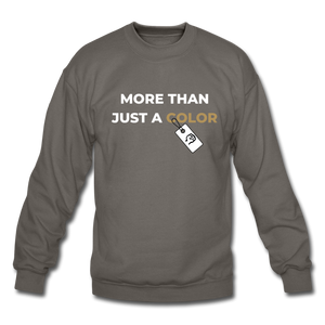 "theblackjuncion ""More Than"" (Sweater) - asphalt gray"