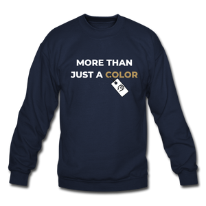 "theblackjuncion ""More Than"" (Sweater) - navy"